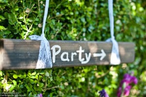 sober lifestyle and attending a party